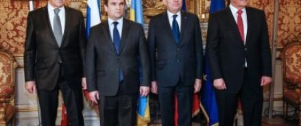 Министры «Нормандской четверки» не смогли договориться о выборах в Донбассе из-за Киева