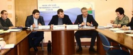 Состоялась пресс-конференция по вопросам инвестиций в систему теплоснабжения Можайского района