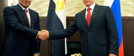 Шаг к дружбе: Авиация между Россией и Египтом может быть возобновлена