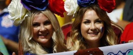 Российские женщины в очередной раз признаны самыми красивыми в мире