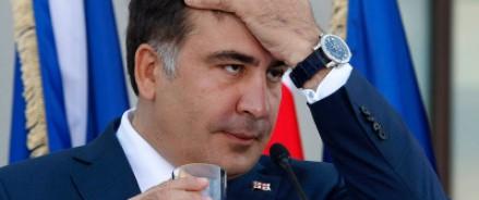 Саакашвили ушел в отставку по решению СМИ