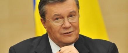 Виктор Янукович планирует сместить Порошенко с поста президента Украины