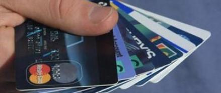 Преступники при ограблении банка вместо масок использовали кредитки