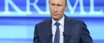 Снова на повестке дня личная жизнь Путина
