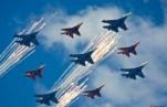 Авиационное шоу в Кубинке демонстрирует новые достижения