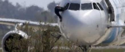 Как и предполагали спецслужбы, на борту египетского А320 произошел взрыв