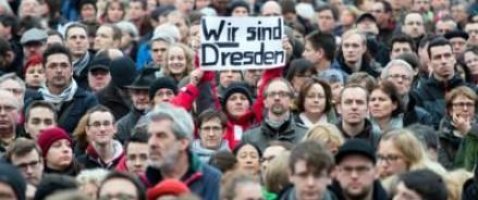 Законопослушных граждан Германии заставляют идти в экстремисты (фото)