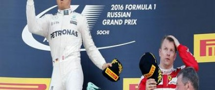 Сочинский этап чемпионата мира -«Формула-1» – победа за немцами