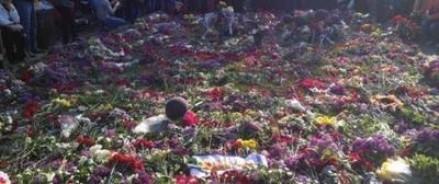 Попытки украинцев почтить память жертв «Одесской Хатыни» были цинично сорваны