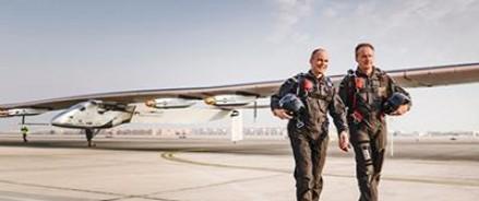 Солнечные батареи способны «оживить» самолёт (видео)