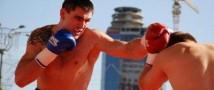 В бой с Путиным на груди — пошёл боксер из Донецка