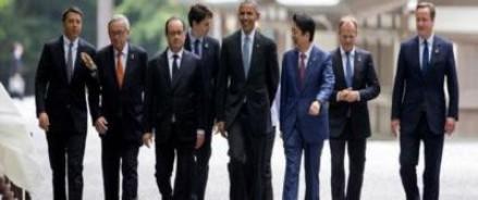 В Японии заметили разницу в отношении к России участников «Большой семёрки»