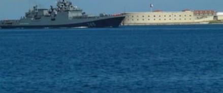 Фрегат «Адмирал Григорович» возбудил интерес ВМФ НАТО (видео)