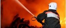 Пожар в Москве потушен с помощью спецпоезда