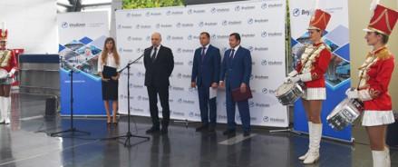 Проект «Президентская летопись» стартовал в аэропорту Внуково