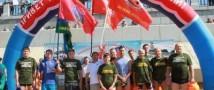 На Амуре прошел ежегодный заплыв «Дружба»
