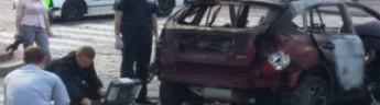 Камера видеонаблюдения сняла убийц журналиста Шеремета