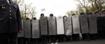Правоохранители в Ереване решили разогнать толпу