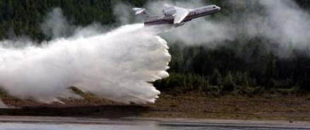 В Иркутской области наземные службы потеряли связь с вылетевшим для тушения пожара самолетом.