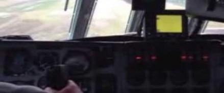 Спасатели услышали сигнал с пропавшего самолета
