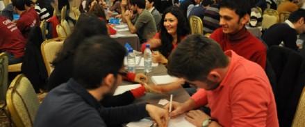 Питерские знатоки заняли первое место в конкурсе «Азербайджан – страна огней»