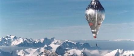 Для Федора Конюхова начался первый день на воздушном шаре
