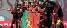Дополнительные минуты матча принесли победу Португалии