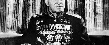 В Болгарии решили отметить сто двадцатую годовщину со дня рождения маршала Жукова