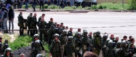 Показания даёт ещё один задержанный под Армянском диверсант