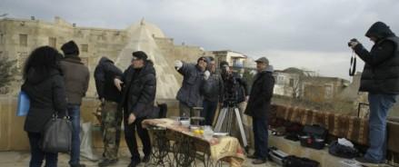 Россия-Азербайджан: в кадре дружба