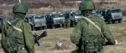 Диверсанты, прорывавшиеся в Крым, задержаны сотрудниками ФСБ и военными