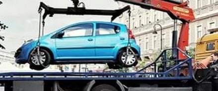 Машина, эвакуированная за неправильную парковку сотрудниками ГИБДД Казани, оказалась с сюрпризом