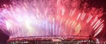 Бегун Вандерлей Кордейру зажег огонь XXXI летней Олимпиады — игры стартовали