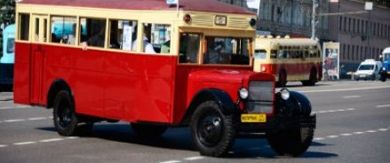 В субботу в столице пройдет праздник московского автобуса