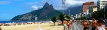 Еще одно маленькое ограбление на пляже в Рио