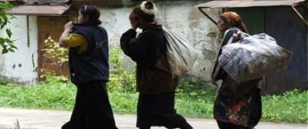 В Одесской области местные жители устроили погром в цыганском поселении