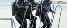 Керченский мост будет защищать специальное подразделение вооруженных аквалангистов