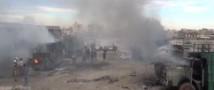 В США заявили, что конвой с гуманитарной помощью пострадал от авиаудара