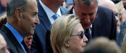 Еще один диагноз — пневмония заработала Хиллари Клинтон в предвыборной гонке