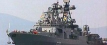 Российские корабли направились к берегам Китая для совместных учений