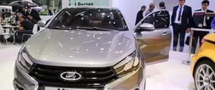 До конца 2016 года автомобили Lada Vesta появятся на рынке Германии