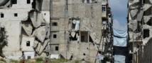 Россия отказалась от бомбовых ударов по Алеппо