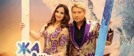 Российские звезды восхищаются Баку