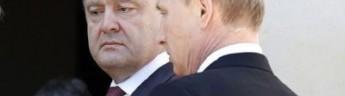 Журналисты преувеличили резкость тона, в котором общались Путин и Порошенко