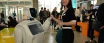 Разговорчивый робот из Перми заменит сотни служащих