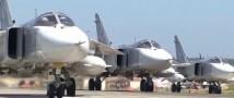 Российская авиация приостановила полеты в Сирии в предверии режима перемирия, которое назначено на 20 октября