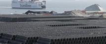 Трубы для Северного потока -2 уже доставили в Германию