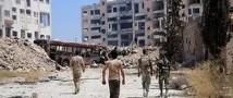 Северо-восток города Алеппо уже освобожден от боевых группировок террористов