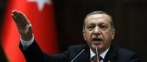 Эрдоган открыл карты – операция «Щит Ефрата» в Сирии направлена не против ИГИЛ