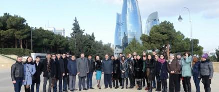 Молодежь России и Азербайджана —  вместе в будущее